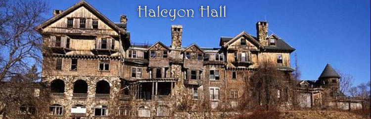 The Majestic Decline of Halcyon Hall