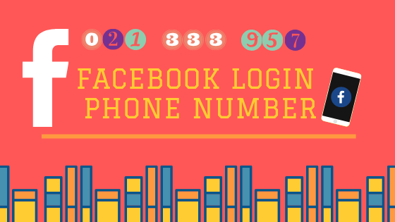 Facebook Login Phone Number