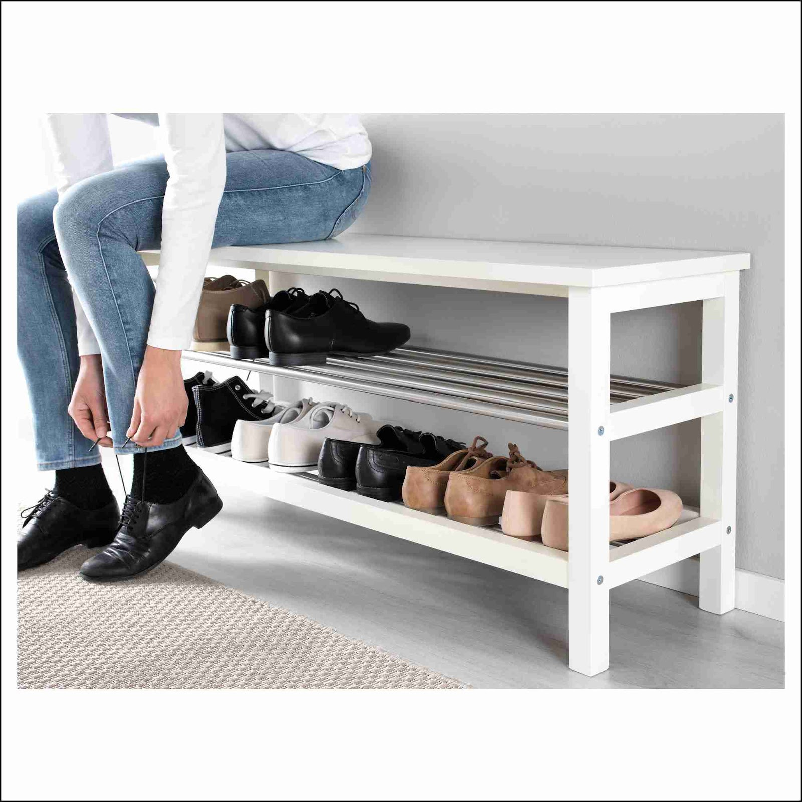 Banc A Chaussure Ikea Home Idea