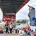 Tinjau Jembatan Holtekamp, Presiden Yakin akan Jadi Titik Perekonomian Baru di Jayapura
