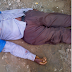 Trailer crushes man to death in Lagos (graphic photo)