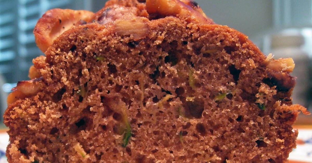 Zucchini Spice Cake Mix Recipe