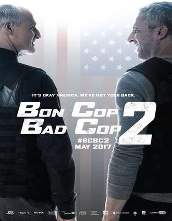 Bon Cop Bad Cop 2 2017 Full English Movie BRRip Download
