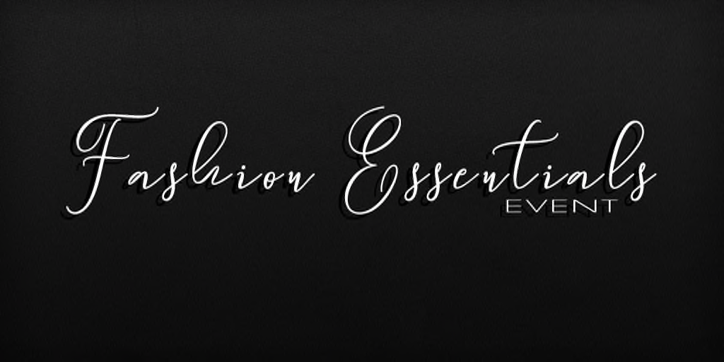 Fashion Essentials Event