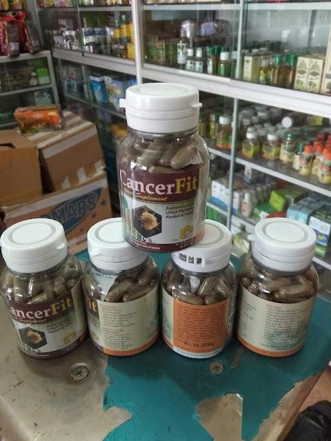 Herbal Kanker, Obat Kanker Alami Cancerfit