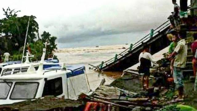 Irna Narulita Minta Perbaiki Fasilitas Umum di Pasca Banjir Carita
