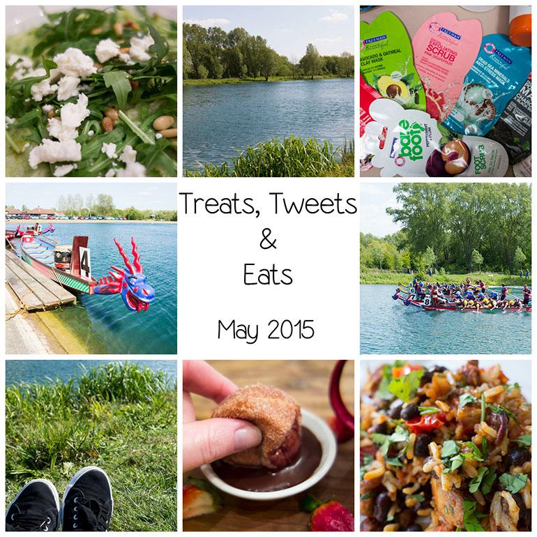 Treats, Tweets and Eats   May 2015