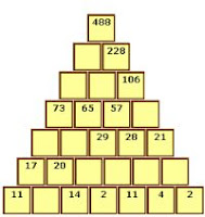 Maths Number Puzzle