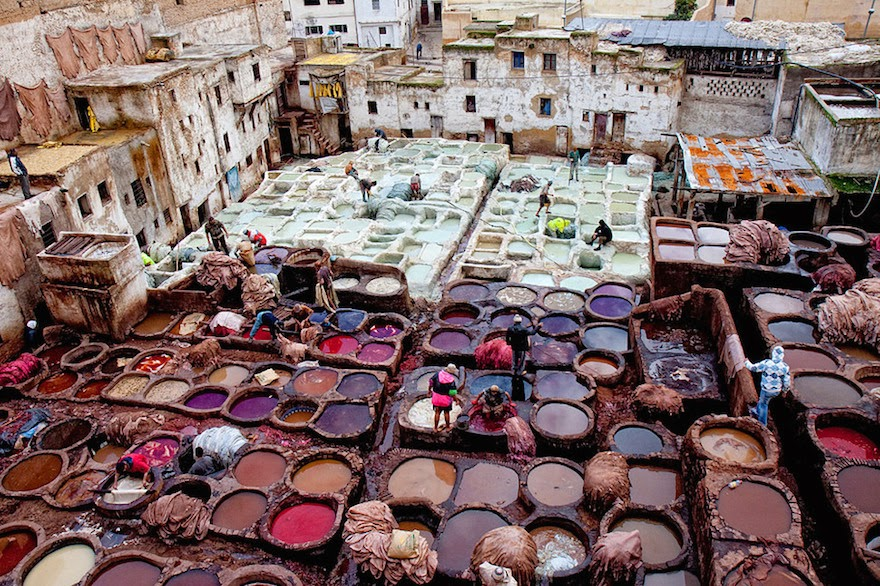 Fes, Morocco - 19 Lesser-Known Travel Destinations To Visit Before You Die