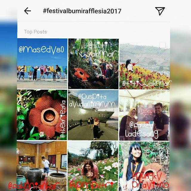 Festival Bumi Rafflesia, Pancarkan Pesona Bengkulu