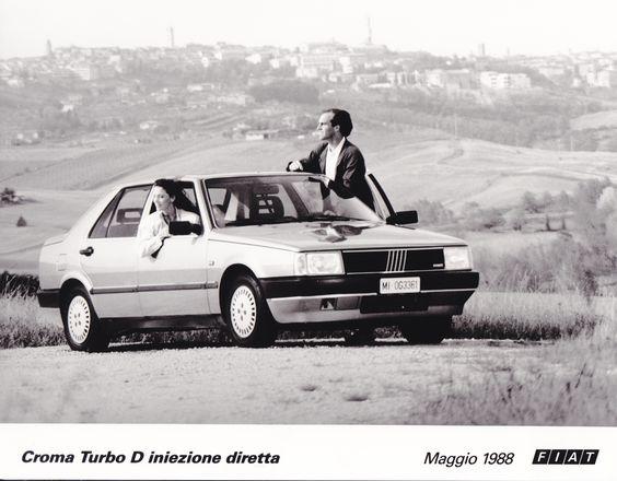 Fiat Croma Tdid