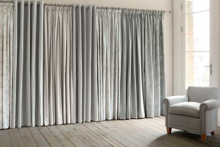 High Ceiling Curtains Window School Musical