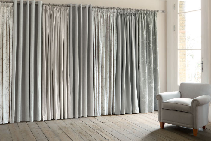 Making Curtain Valances Curtains At Home Diy From Drop Cloths Sheets