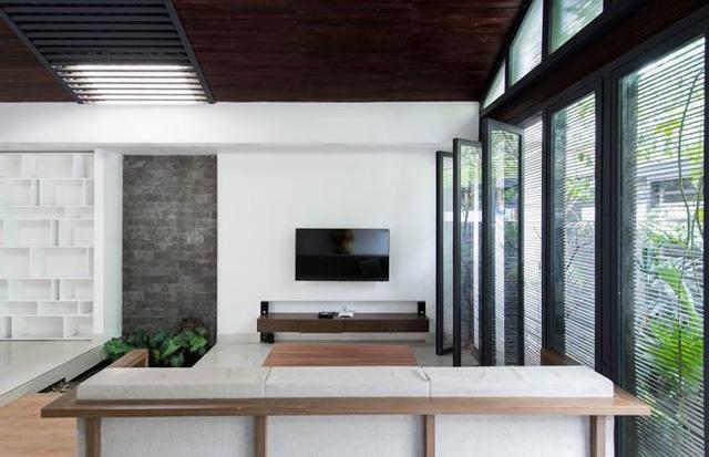 Nhà một tầng chi phí rẻ