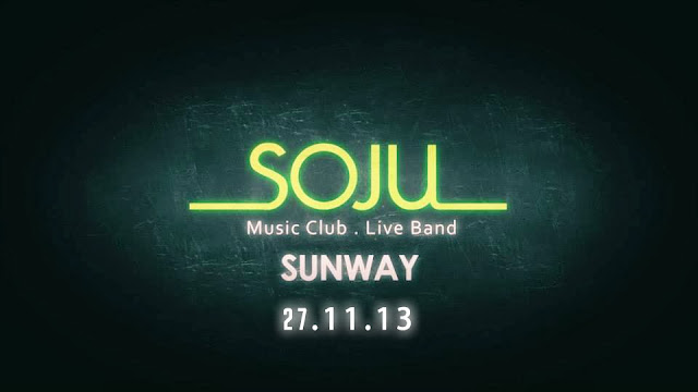 Soju Sunway is OPENING SOON !