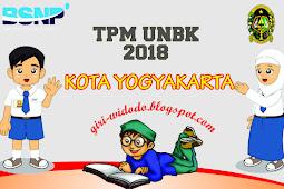 TPMBK Tahap 1 Kota Yogyakarta 5-8 Februari 2018