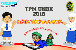 Hasil TPMBK SMP Kota Yogyakarta Tahap 2 (12-15 Maret 2018)