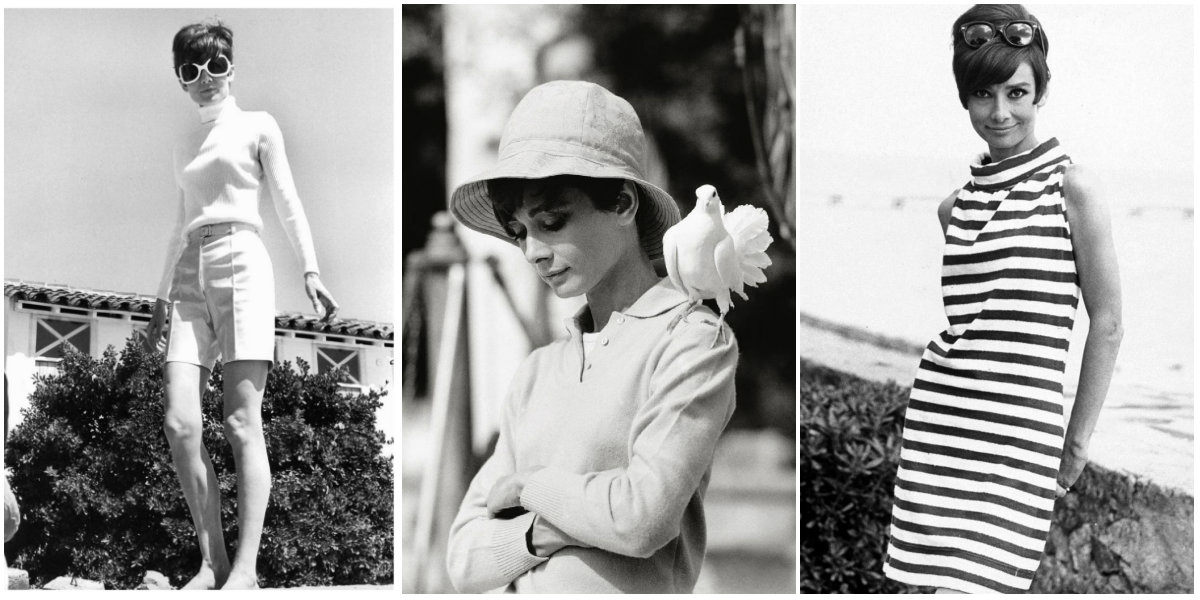 2902c75c 25 Fascinating Photographs of Audrey Hepburn During the Filming of 'Two For  The Road' (1967) ~ vintage everyday