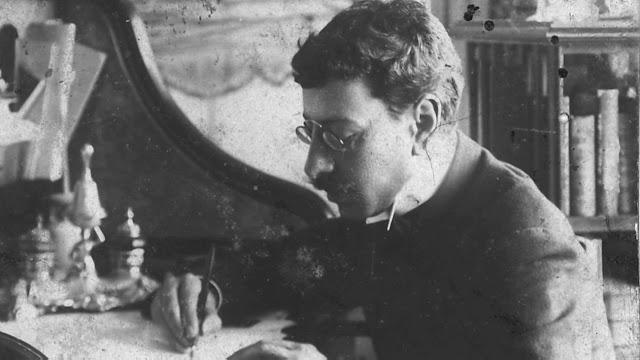Olavo Bilac membro fundador da Academia Brasileira de Letras