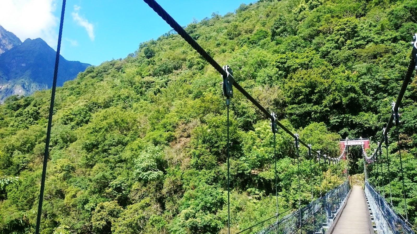 太魯閣錐麓古道將封閉維修 三階段施工及封閉時間公布
