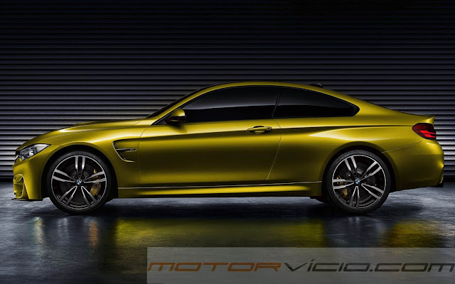 2014 all new BMW M4