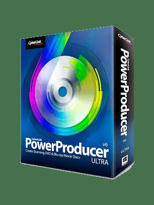 CyberLink PowerProducer Ultra box Imagen