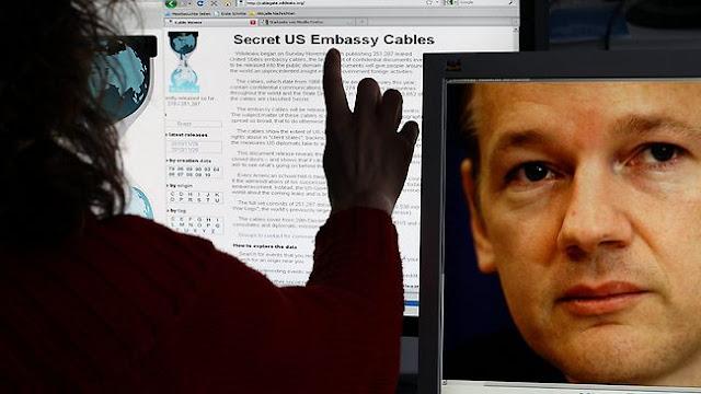 Julian Assange recebe o apoio da ONU