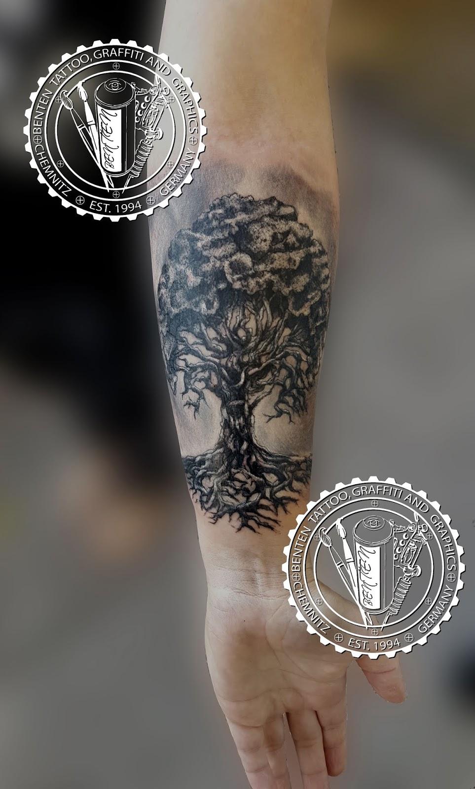 Benten Tattoo Chemnitz Tattoostudio Chemnitz