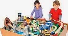 Kids Train Table Sets Imaginarium 2010 Classic Train Table With