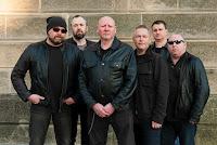 Northern Ireland rock band No Hot Ashes