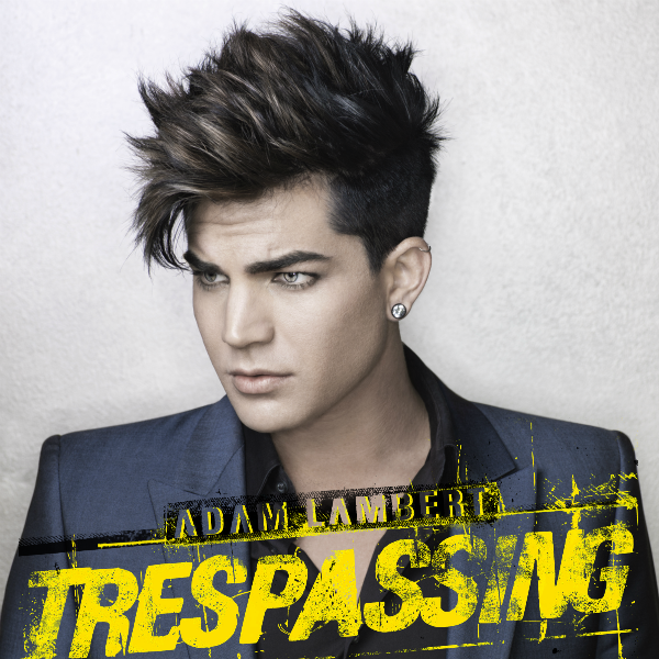 Adam Lambert - Trespassing (2012, CD)   Discogs