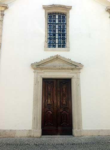 Capela de Nossa Senhora de Monserrate, Lisbon.