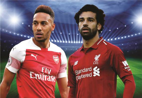 English Premier League: Arsenal vs Liverpool Preview