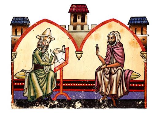 Resultado de imagem para Musulmanes, judíos y cristianos en al-andalus