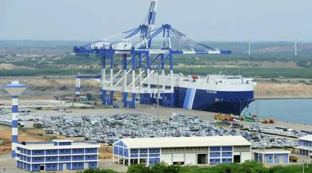 Bisa-bisa nular Ke Indonesia, Tak Bisa Bayar Utang, Sri Lanka Lepas Pelabuhan ke Cina