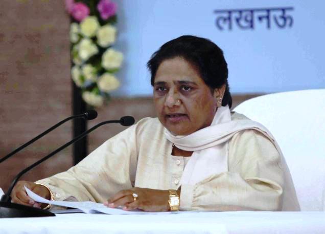 मायावती ने बदली पार्टी की रणनीति, नहीं करेगी BJP के खिलाफ प्रदर्शन