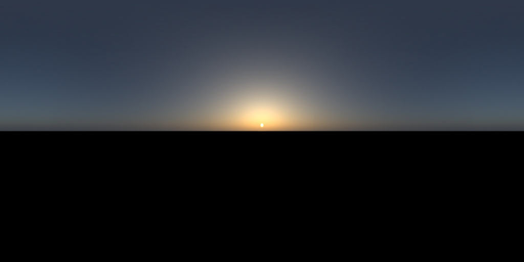 Sky Renderer by Peter Kutz: Converting Between Fisheye and