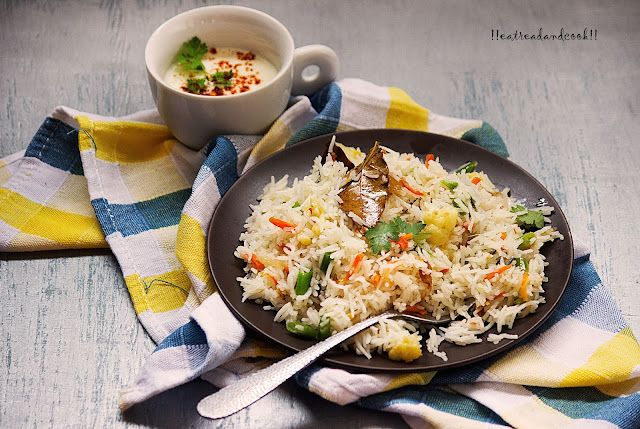 how to make Bengali Fried Rice recipe and preparation