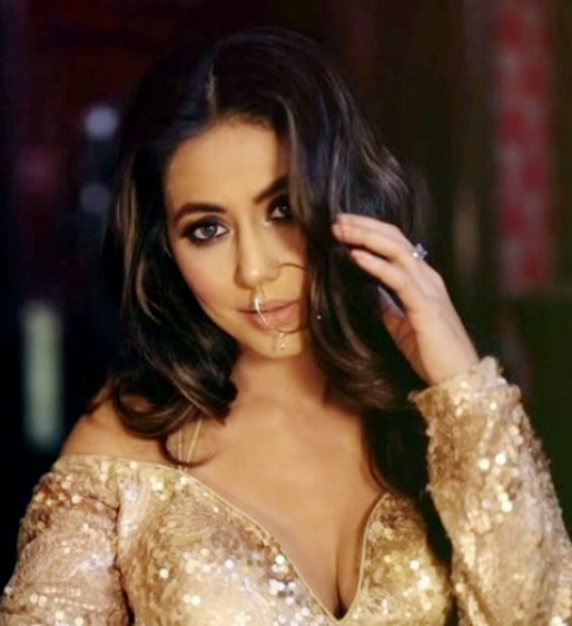 Hina Khan's bridal photoshoot