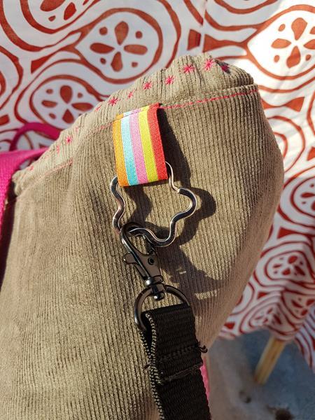 Packs ein von farbenmix aus Cord