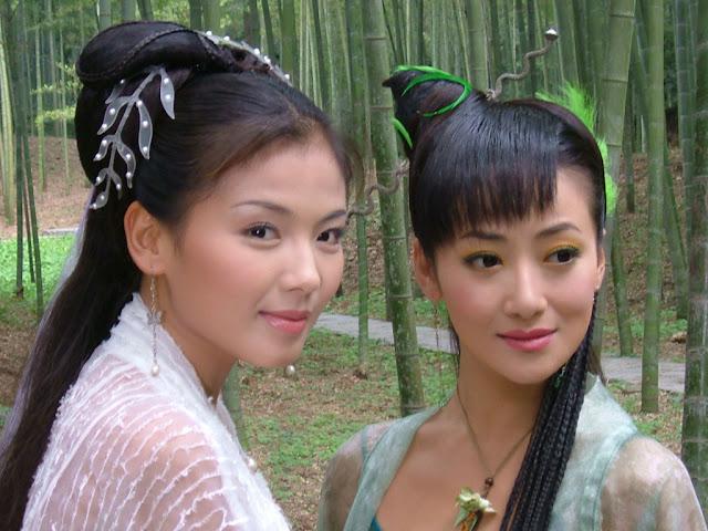 2001 drama White Snake Legend