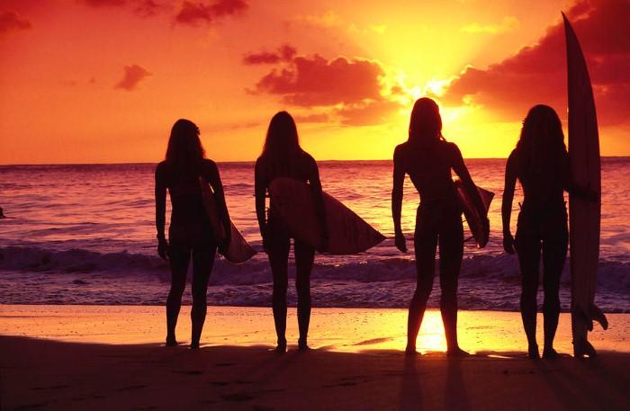 Красоты Гавайских островов. Фотографии. Sean Davey 19