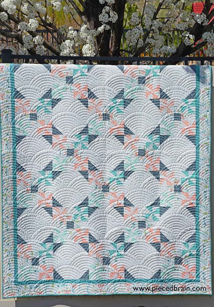 Pieced Brain: Nature Sweet Quilt Pattern : nature quilt - Adamdwight.com