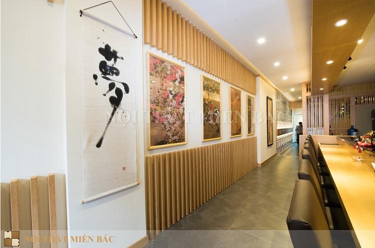 Thiết kế nhà hàng trọn gói với điểm nhấn khác biệt