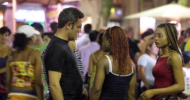 ghana prostituée