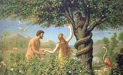 Kisah Nabi Adam AS dan Siti Hawa Turun Ke Bumi