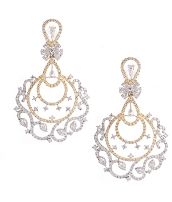 11 Entice diamond earrings_ Amra collection