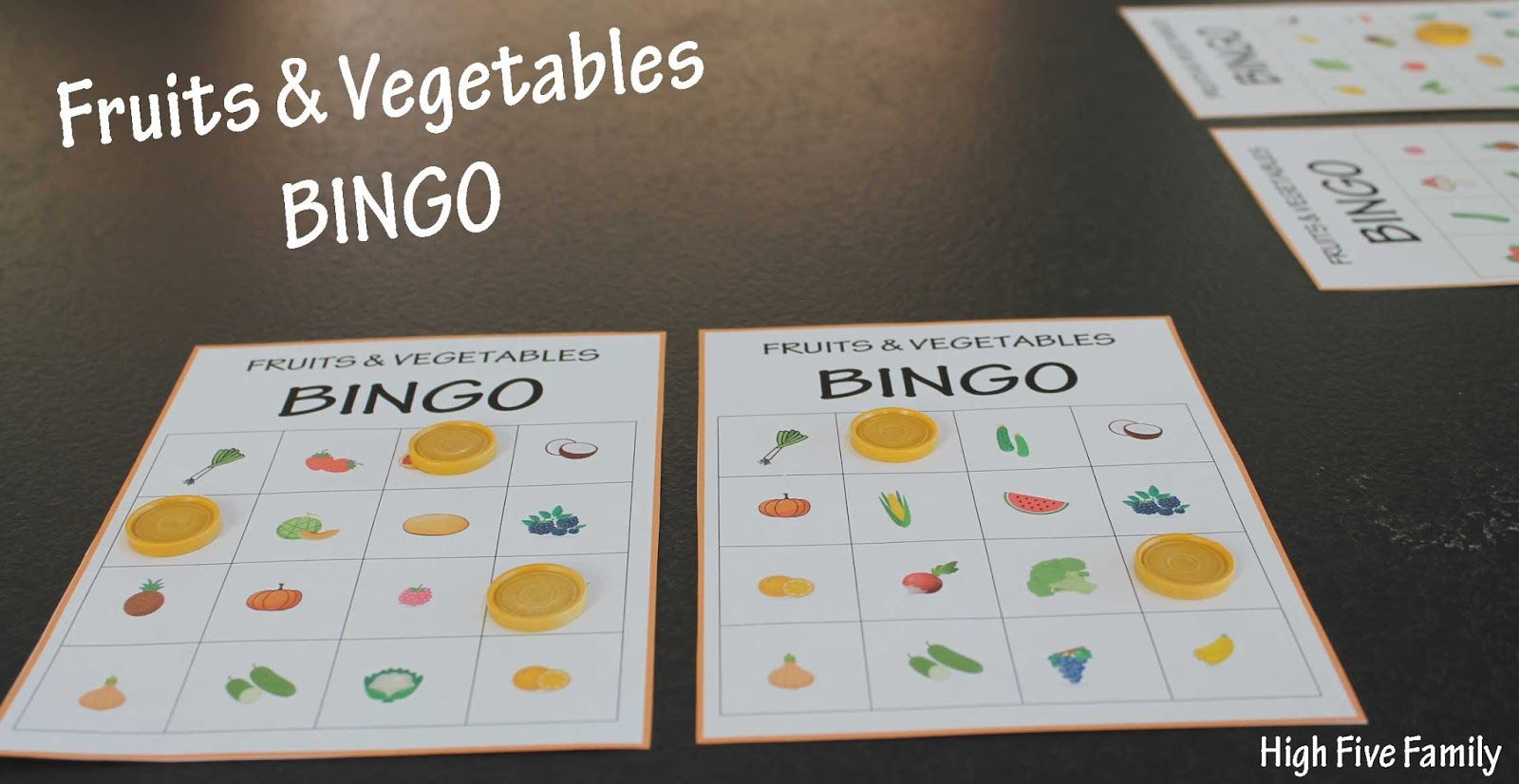 jouer-bingo-anglais-fruits-vegetables