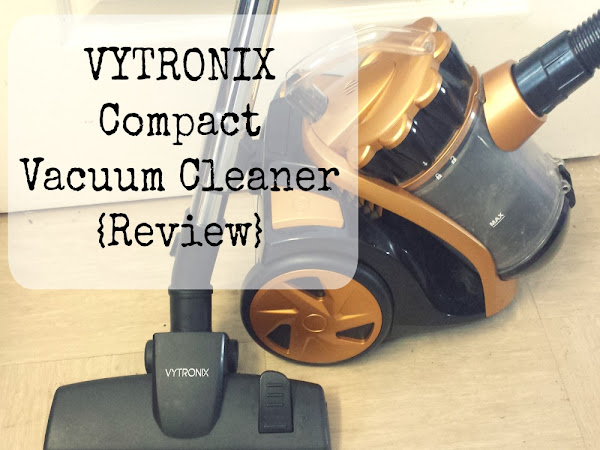 VYTRONIX Compact Vacuum Cleaner {Review}
