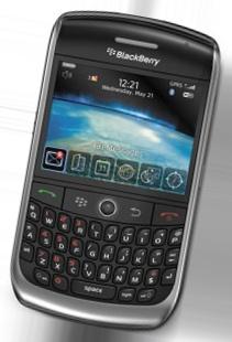 BlackBerry Curve 8900 Harga dan Spesifikasi
